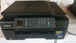 Brother wireless inkjet printer