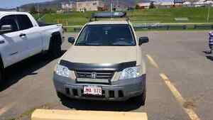 2000 HONDA CRV 5SP AWD