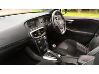 2015 Volvo V40 T2 R DESIGN with DAB Radio and Manual Petrol Hatchback