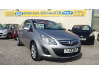 """""""27,000"""" 2012 (12) Vauxhall Corsa 1.2 12v Active FIRST CAR 1 OWNER * SALE PRICE"""