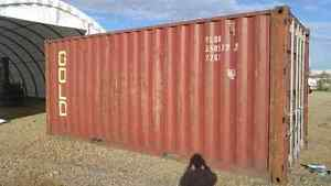 20' Good Used Containers in Edmonton @ $1950, Delivery Available