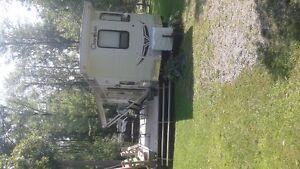 Park model trailer