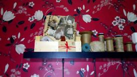Shelf decorative items joblot