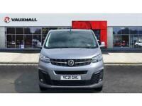 2021 Vauxhall Vivaro L1 Diesel 2700 1.5d 120PS Sportive H1 Van Van Diesel Manual