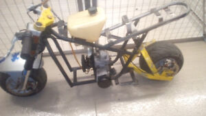 Pocketbike for sale