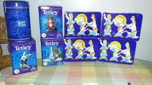 tetley tea collectibles