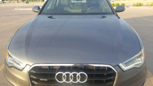 2014 Audi A6 hybrid diesel loaded