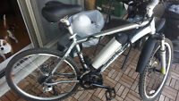 GARY FISHER WAHOO EBIKE / ELECTRIC BICYCLE VERY FAST