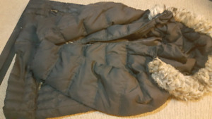 Laura Petites women large winter jacket