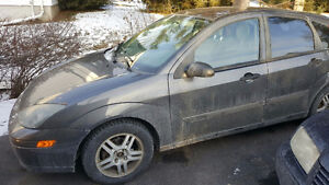 Ford Focus 2004 ZX 5