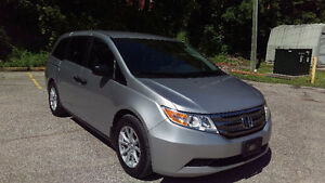 2012 Honda Odyssey, Certified and E-tested, very clean