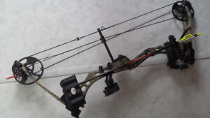 Youth Compound Bow - Left Handed