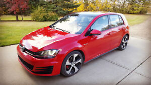 2015 Volkswagen Golf GTI w/ APR Stage 2 Tune