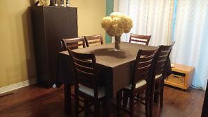 Dinning room table set