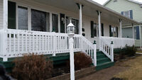 Very well maintained 3 bdrm in Shediac