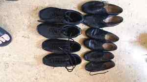 Tap and Jazz dance shoes