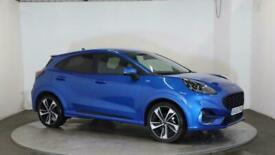image for 2020 Ford Puma 1.0 EcoBoost Hybrid mHEV 155 ST-Line X 5dr Petrol Hatchback Hatch
