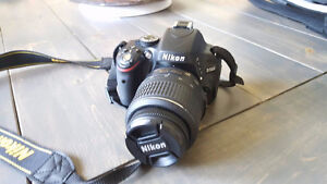 Nikon D5100 Body + 3 Lenses and Accessories