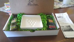 Olive Fresco gift pks -new in box.  2 little oils and dip tray