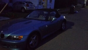 1996 BMW Z3 Leather Convertible