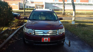 2008 Ford FreeStyle/Taurus X SEL SUV, Crossover
