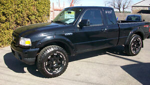 2010 Ford Ranger sport king cab 4x4 12950.00$ une seul taxe !!!