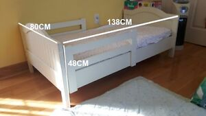 Small bed infant/toddler