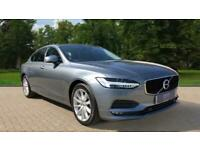 2018 Volvo S90 D4 Momentum Pro Auto with Nav Saloon Diesel Automatic