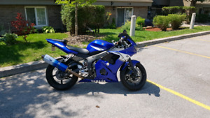 2004 Yamaha R6 for sale