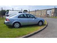 2006 56 plate Ford Mondeo 2.0TDCi 115 ( SIV ) 6sp 2006.5MY Zetec