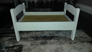 "18""doll bed"
