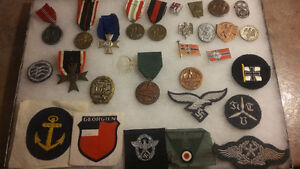 WW2 German medals and badges