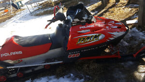 Well maintained Polaris RMK