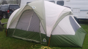 6 to 8 person tent