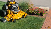 Company Offering Lawn Mowing & Trim Services Anywhere in Ottawa