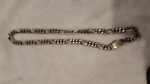 Pure silver thick chain. Originally $200