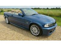 2002 BMW 3 Series 330 Ci M SPORT 2 DOOR CONVERTIBLE Petrol Manual