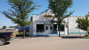 Retail / Commercial space Mainstreet Mundare for sale