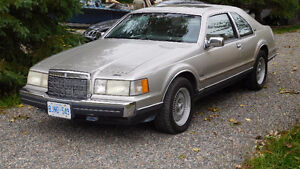 1989 Lincoln Mark Series LSC Coupe (2 door)