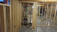 Professional Contractor for renovations/garage doors