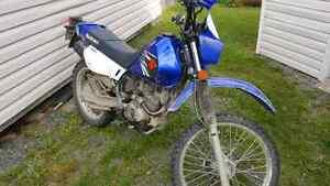 2007 Suzuki dr200se dual purpose