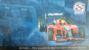 1:18 diecast Champ Car model by Action