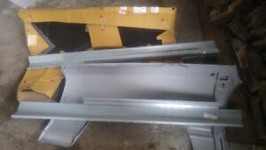79-93 Ford Mustang Front fenders and rocker panels