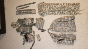 tactical gear for paintball/airsoft or outdoor activity