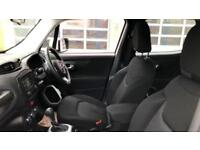 2017 Jeep Renegade 1.6 Multijet Longitude 5dr DDC Automatic Diesel Hatchback