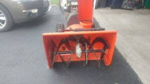 Selling used Snow blower, needs possible new motor.