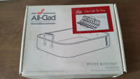 All-Clad Roasting Pan - NEW IN BOX