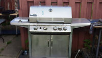 bbq stainless beau look