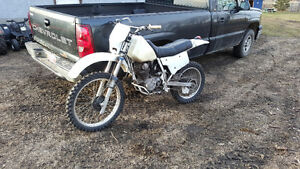 Looking to trade my dirt bike