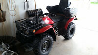 95 honda fourtrax 300cc 4x4